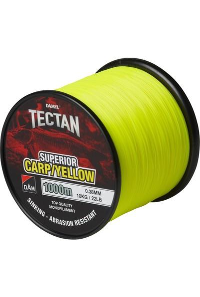 Dam Tectan Carp/yellow 1000 mt Misina 0,33 mm