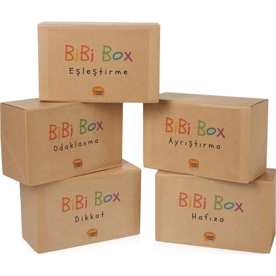 BiBiBox Full Set Beyin ve Zekâ Geliştirici Etkinlik Kutusu