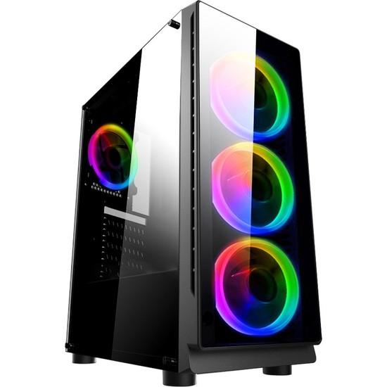 Turbox Tx578 Intel Core i5 3470 8GB Ram 240GB SSD 2GB GT1030 Freedos Oyun Bilgisayarı