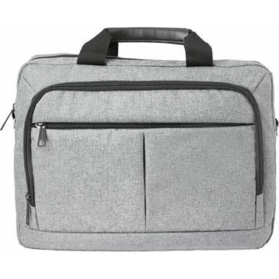 "Beutel B683 15.6"" Evrak Notebook Laptop Çantası Gri"