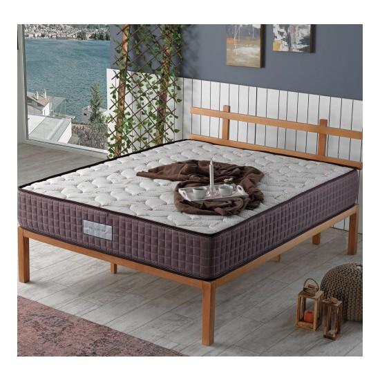 Us. Sleepıng Full Bamboo Classic Yaylı Yatak 90 X 190
