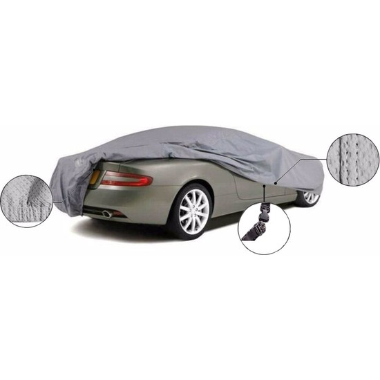 East Branda Fiat Egea Sedan Oto Brandası Araba Çadırı / Branda