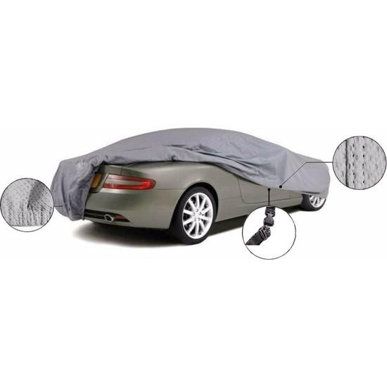 East Branda Fiat Egea Sedan Miflonlu Oto Brandası Araba Örtüsü / Branda