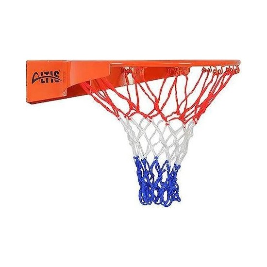 Basketbol Potası - Duvara Monte Fileli Basketbol Çemberi - Fileli Basketbol Potası