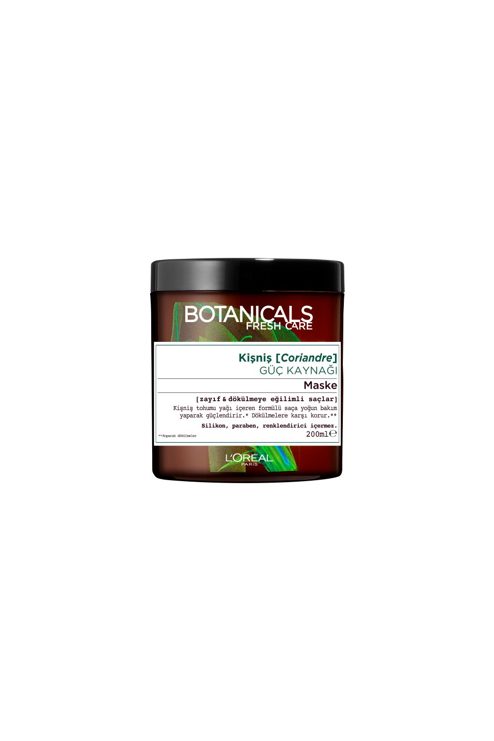 Botanicals Fresh Care Coriander Power Mask