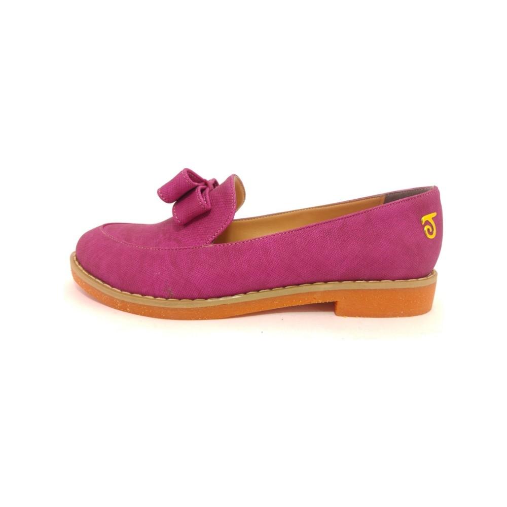 Taymir 20 122 Fuşya Günlük Kadın Ayakkabı