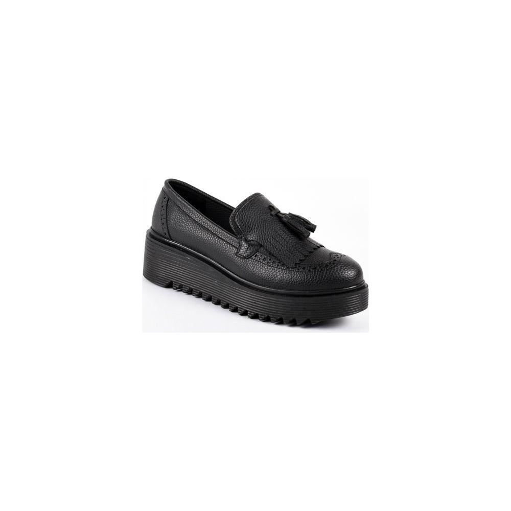 Sapin 35771 Siyah Kadın Ayakkabı