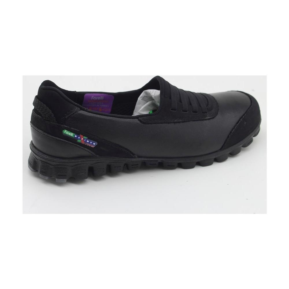 Forelli 29421 Siyah Kadın Günlük Ayakkabı