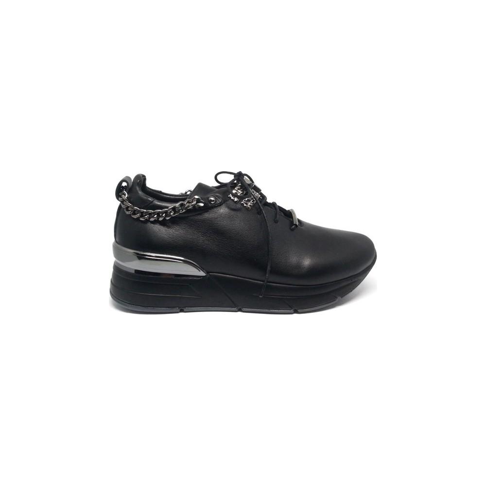 Shop And Shoes 150-1085 Siyah Kadın Ayakkabı