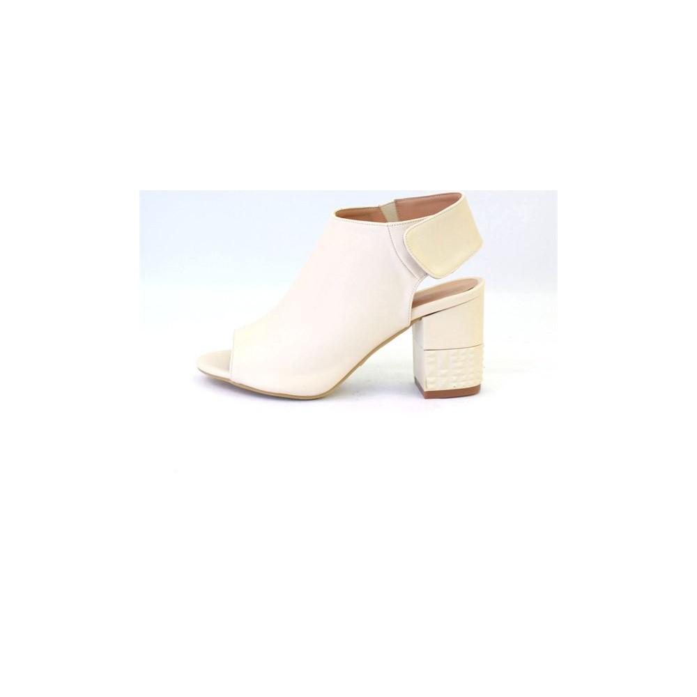 Shop And Shoes 155-3006 Kadın Ayakkabı Bej
