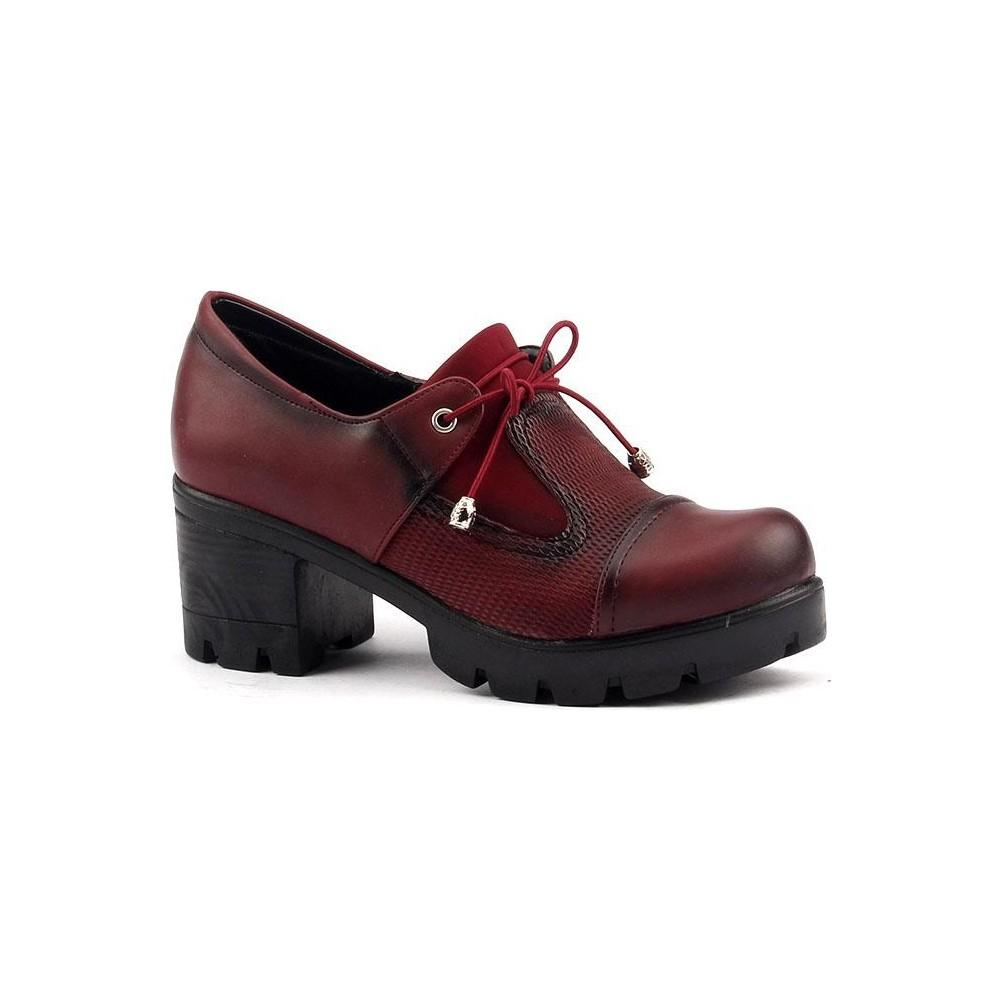 Ayakland 979 Taba Kadın Günlük Ayakkabı