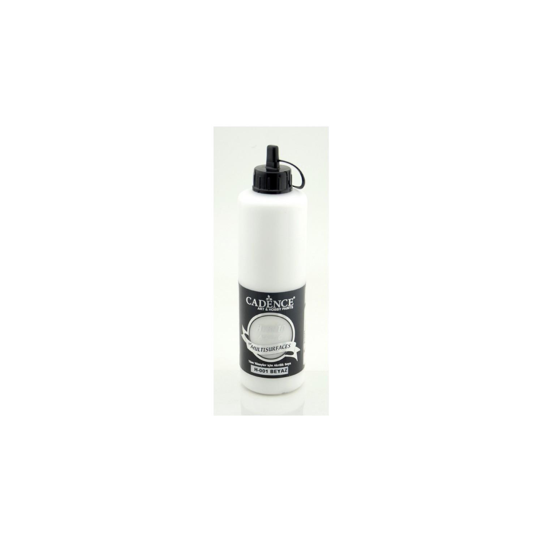 Cadence Beyaz Multisurface Hibrit Boya Cadence 500ml Fiyati