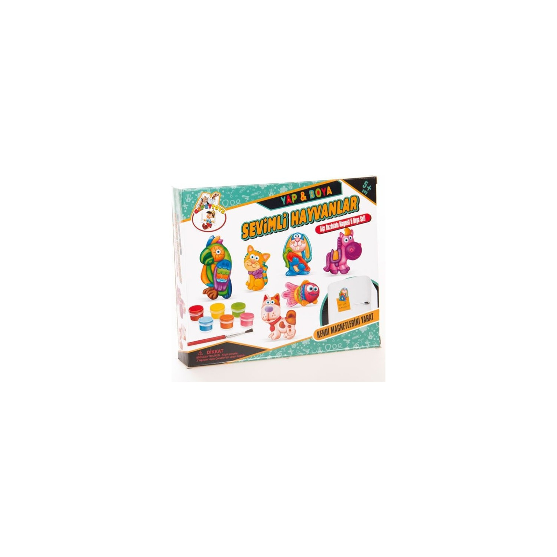 Gepet Toys Gpt 04 Yap Boya Sevimli Hayvanlar Fiyati
