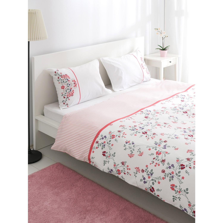 lc waikiki ift ki ilik nevresim seti 200 x 220 cm fiyat. Black Bedroom Furniture Sets. Home Design Ideas