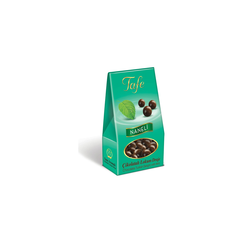 Çikolatalı Naneli Pratik Lokum