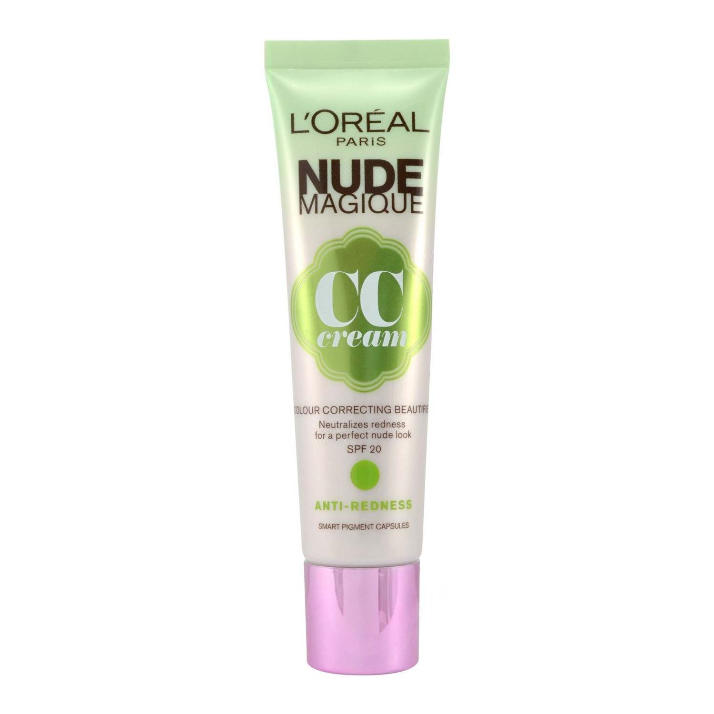 LOreal Paris Nude Magique CC Cream Anti -Redness 30ml