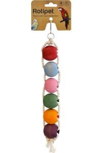 Rotipet Bird Toy 6 Batch Olympic Pendulum