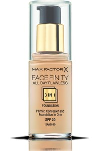 Max Factor All Day Flawless 3 In 1 - Sand 60