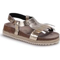 Superfit 00122-13 Fk Altın Kız Çocuk Deri Sandalet