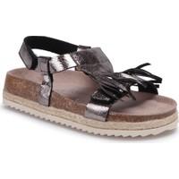 Superfit 00122-01 Fk Siyah Kız Çocuk Deri Sandalet