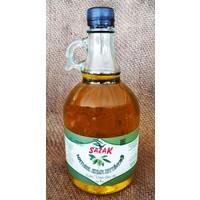 Sazak Naturel Sızma Zeytinyağı 1 lt Gallone Şişe