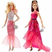 Mattel Dgy69 Barbıe Büyüleyici Pembe Elbisesi