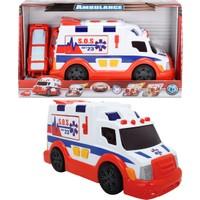 Simba 3308360 Dıckıe Ambulance 37 Cm Sesli-Işık