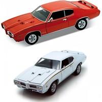 Karsan 1:24 1969 Pontiac Gto