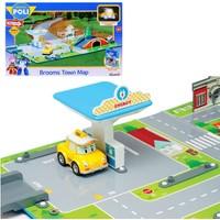 Neco Robocar Poli Enerji İstasyonu Oyun Seti