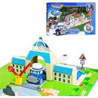 Neco Robocar Poli Belediye Binası Oyun Seti