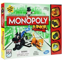 Hasbro A6984 Monopoly Junıor
