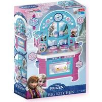 Mercan Oyuncak 8701-Dsn-Dsy Frozen Büy.Mutfak Seti