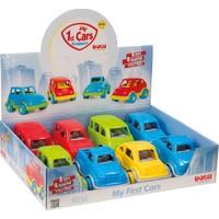 Dolu Oyuncak 5036 İlk Arabalarım Kutu Tekli (Standlı)