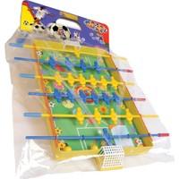 Akçiçek Oyuncak 009 Masa Maçı Jelatinli Langırt