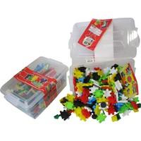 Akçiçek Oyuncak 124 Flexy 250 Parça Plastik Kt