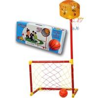 Akçiçek Oyuncak 224 Portatif Kale-Basket Potası