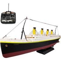 Universal Titanik Uzaktan Kumandalı Şarjlı Model Gemi