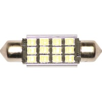 Starklips Ampul Sofit Led Beyaz 12V 12 Led 39Mm Can Bus