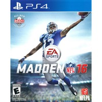 Madden Nfl 16 Ps4 Oyun (Ea Sports)