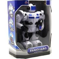Vardem Sesli Işıklı Hareketli Savaşçı Robot 8107