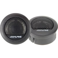 Alpine SXE‐1006TW Mylar‐Titanium Balanced Dome Tweeter 3 cm