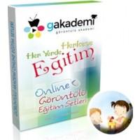 1. Sınıf Hayat Bilgisi Online Görüntülü Eğitim Seti