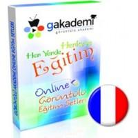 Pratik Fransızca Orta Düzey Online Görüntülü Eğitim Seti