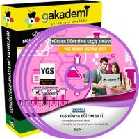 Ygs Kimya Görüntülü Eğitim Seti 10 Dvd