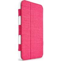 "Case Logic 7"" Snap View Portfolio Pembe Galaxy Tab3 Kılıfı CA.FSG1073PI"