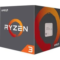 AMD Ryzen 3 1200 3.1GHz Soket AM4+ 65W İşlemci