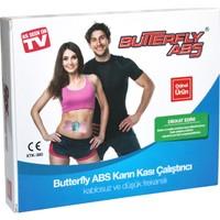 Butterfly ABS Yeni Nesil Karın Kası Çalıştırıcı ve Masaj Aleti