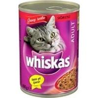 Whiskas Biftekli Yetişkin Kedi Konservesi 400 Gr