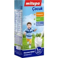 Milupa Çocuk Sıvı Devam Sütü 200 ml