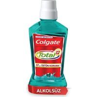 Colgate Total Alkolsüz Gargara Yeşil Nane Esintisi 500 ml.